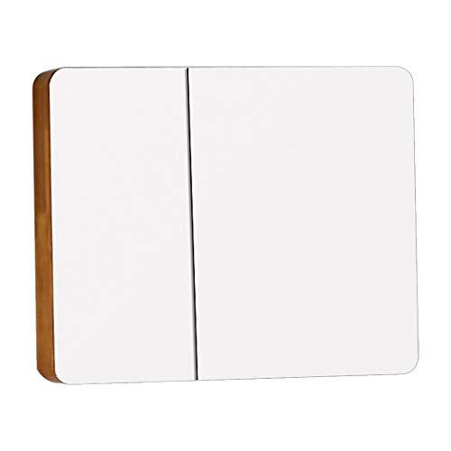 Armarios con espejo de tocador de baño Armario de medicinas de Pared Espejo con taquilla Armario de Pared de Cocina Estante de cosméticos (Color : Wood, Size : 60 * 14 * 65cm)