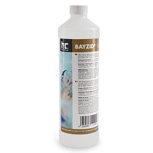 1 x 1 L Metall-Ex 60% für Pool - entfernt Metall - und Kalkablagerungen und senkt die Gesamthärte - für kristallklares Wasser