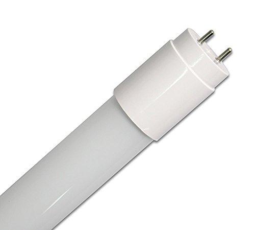 Vetrineinrete® Neon led opaco attacco t8 g13 30 watt luce bianca fredda 6500k tubo 220v 150 cm T8-150BF P53