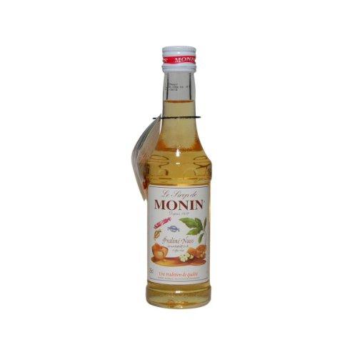 Monin Sirup Praline-Nuss 0,25 ltr.
