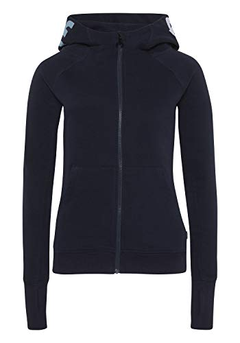 Chiemsee Damen Kapuzenpullover, Night Sky, S