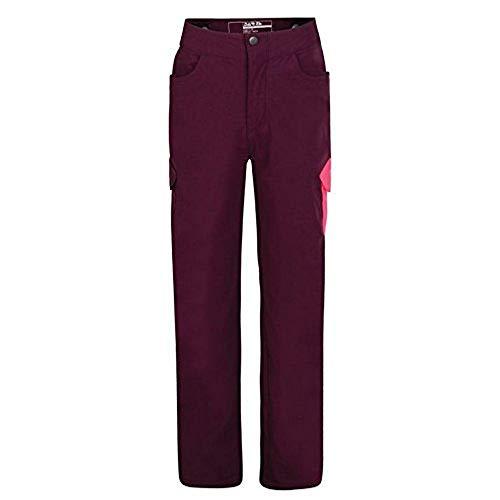 Dare 2b Pantalon de compétence Unisexe pour Enfant XXL Cassis