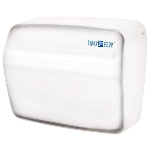 Nofer 01251.W Secamanos Kai Sensor Electrico Acero Blanco, 240x280x165