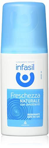 Infasil Desodorante Vapo no-gas 11 Pezzi