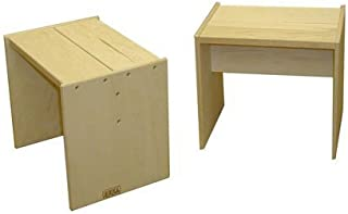 product image for Beka Creative Art Table Wooden Stool