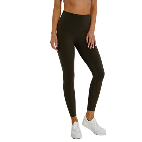 QTJY Pantalones Deportivos de Yoga Desnudos Suaves, Mallas Deportivas para Mujer, Estiramiento de Cintura Alta, Caderas, Pantalones Deportivos, Pantalones Deportivos E XL