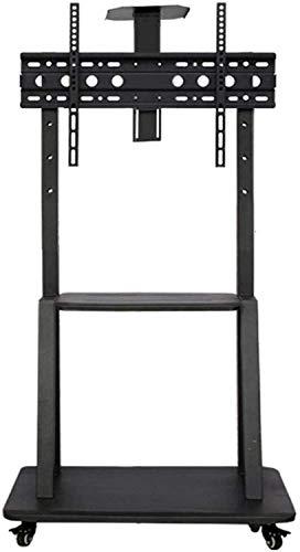 MU Mesa Giratoria Tv Tv Stock Wood Tv Piso Unidades de Esquina para Sala de Estar para 45 65 Pulgadas Tv Tv Amarillo Tv Stand High Hay de 32 Kg,Estilo # 2