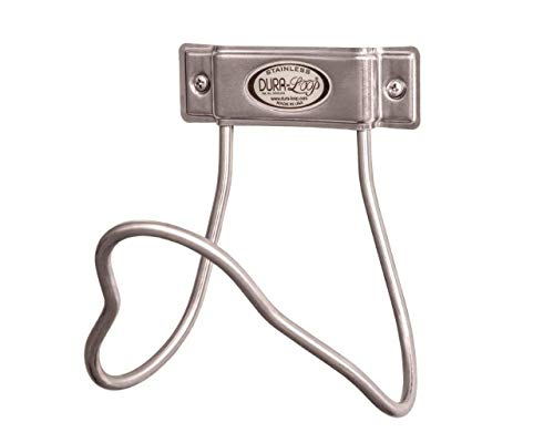 ACCU Dura-Loop Stainless Steel Water Hose Hanger Large USA Made