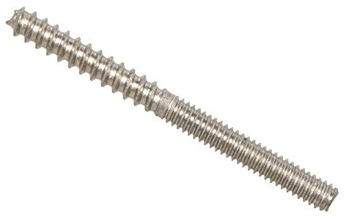The Hillman Group 449461/4–20x 2–1/5,1cm in acciaio INOX viti prigioniere, 12-pack