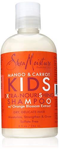 Shea Moisture Kids Mango & Carrot Shampoo 8oz