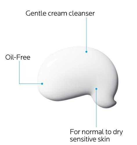 La Roche-Posay Toleriane Hydrating Gentle Cleanser, 13.52 Fl Oz.
