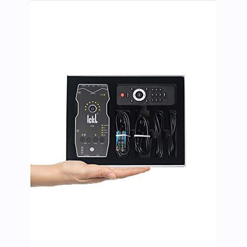 GZYM Voice Changer, Multi Voice Changer Verstärker Mikrofon eingestellt andere Stimme Modifikatoren für Telefon/IPad/Computer, Geschenk für Junge Mädchen