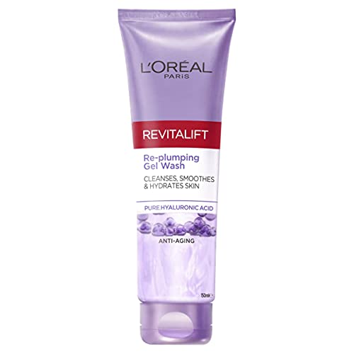 L'Oréal Paris Revitalift Filler Hyaluronic Acid Cleanser Hydrating Face Wash