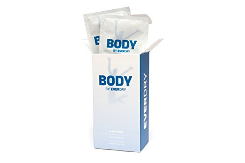 everdry Antitranspirant Body Tücher, 1er Pack (1 x 10 Tücher)