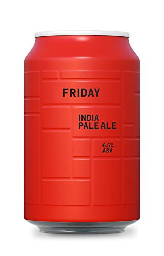 AND UNION Craft Beer - FRIDAY IPA - 24 x 330ml Dosen - inkl 6,00 € Pfand