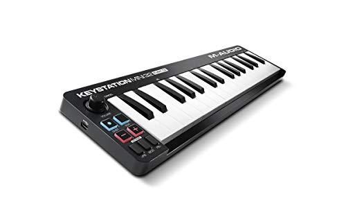 M-Audio USB MIDI Keyboard with 32 Keys Avid Pro Tools First M-Audio Edition Keystation Mini 32 MK3