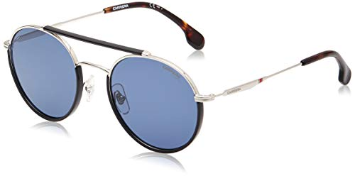 Carrera 208/S Sunglasses, PALLADBLU, 54 Unisex-Adult