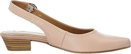 Tamaris Damen 29400 Slingback, Pink (Rose Leather 531), 37 EU