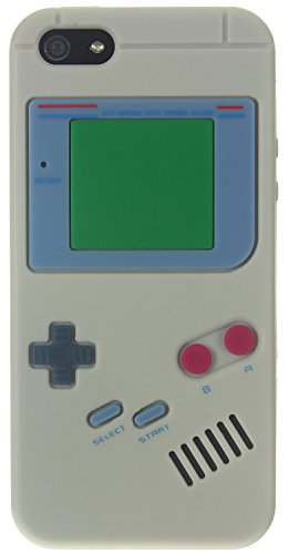 CASE IT CSIP5GBY - Cover Gameboy per Apple iPhone 5