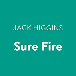 Sure Fire audiobook cover art
