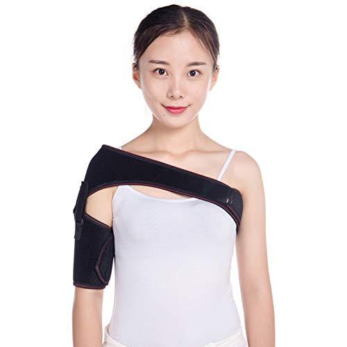 Xergou Schulterluxation Arthritis Schmerzlinderung Bandage Schulterstütze Gurtbandage Warmhalten Verletzungen Schmerzen Arm Sport Schutzgürtel