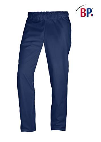 BP 1645-400-0110-XSl Unisex-Hose, mit Gummizug in der Taille, 215,00 g/m² Stoffmischung, Nachtblau,XSl