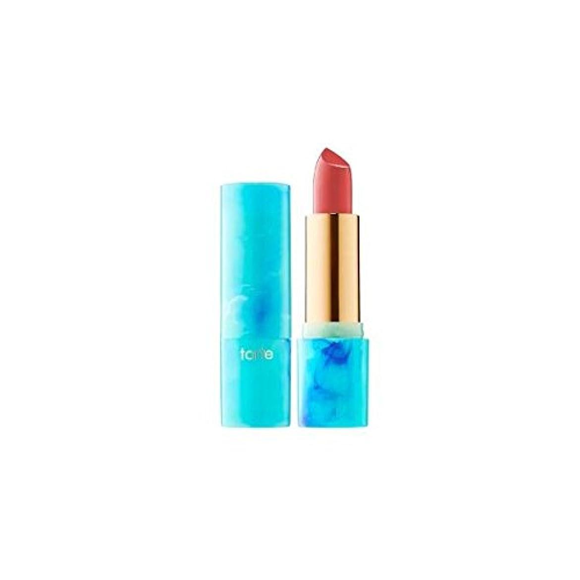 ドアミラー保証する掻くtarteタルト リップ Color Splash Lipstick - Rainforest of the Sea Collection Satin finish