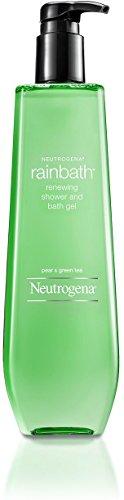 Neutrogena Rainbath Renewing Shower and Bath Gel, Pear & Green Tea (40 Oz)