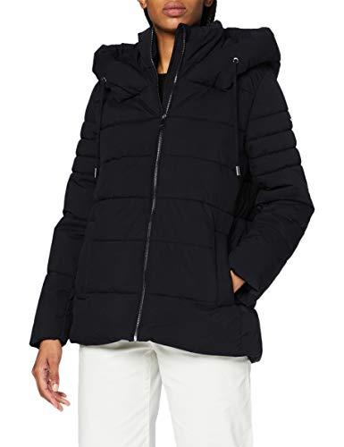 ESPRIT Damen 090EE1G302 Jacke, 001/BLACK, XL