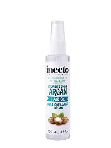 Faith In Nature Inecto | Naturals Argan Hair Oil | 1 X 100Ml 1er Pack(1 x g)