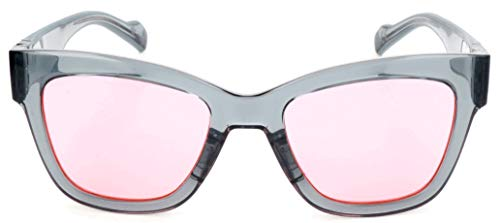 adidas Sonnenbrille AOG004 Occhiali da Sole, Grigio (Grau), 51.0 Donna