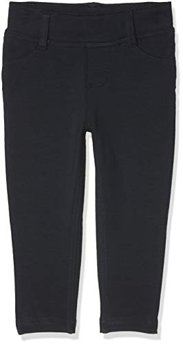 Name It Nkfjavi Unb SWE Legging Noos Pantalon, Bleu (Sky Captain), 98 Bébé Fille