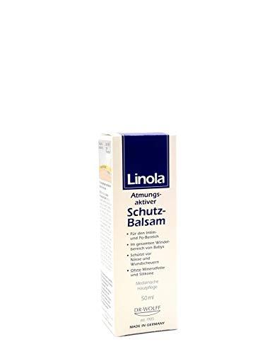 LINOLA Schutz-Balsam 50 ml (1 x 50 ml) by Dr. August Wolff GmbH&Co.KG Arzneimittel