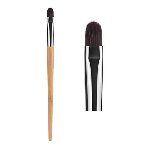 Maquillage pinceaux visage joue joue lèvres poudre fonde omberneuse montrant contour beauté pinceau outils sans cruauté (Handle Color : Concealer)