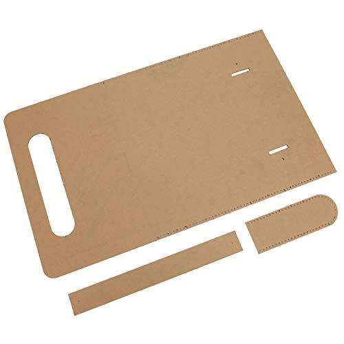 Klares Acryl-Schablonenset Klare Acryl-Schablone für DIY-Lederhandwerks-Brieftaschenwerkzeuge