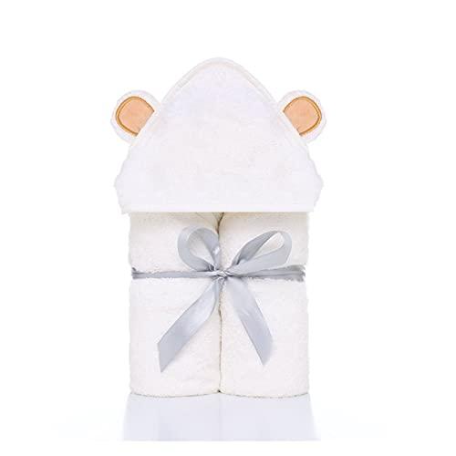 PJRYC Toalla de baño con capucha para bebé (color: 02)