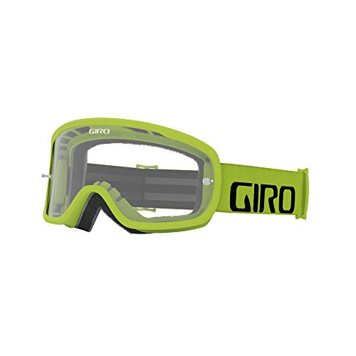 Giro Unisex's Tempo MTB Goggles, Lime, One Size