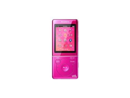 SONY ウォークマン Sシリーズ [メモリータイプ] 8GB ビビッドピンク NW-S774/P