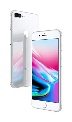 Apple iPhone 8 Plus 128GB Silber (Generalüberholt)