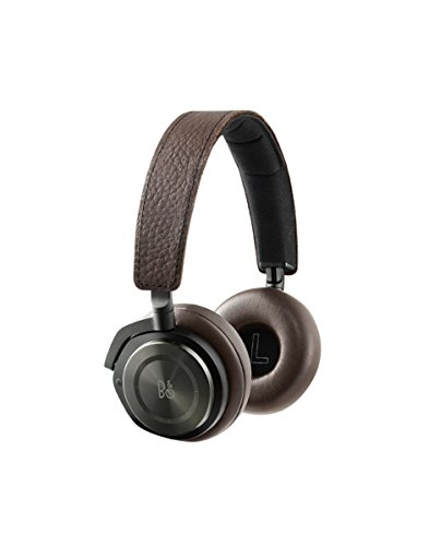 Bang & Olufsen Beoplay H8 Wireless On-Ear Headphone with Active Noise Cancelling - Grey...