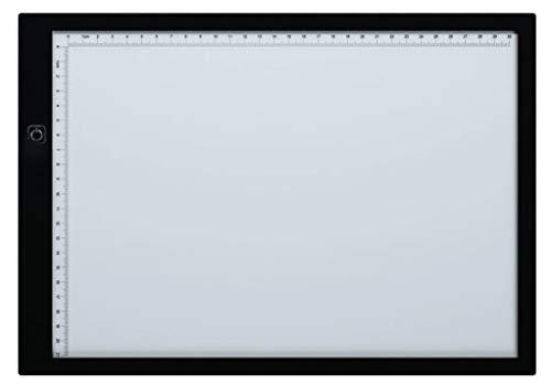 Mesa de Luz A3 Premium LED Para Desenhos Profissionais e Transposições