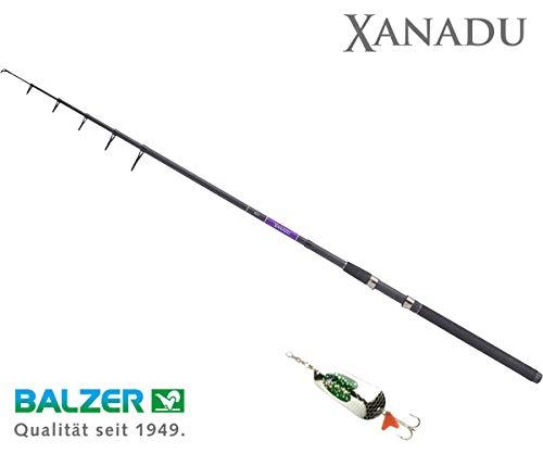 Balzer Xanadu Tele 70 3,00 m Telerute + Blinker gratis