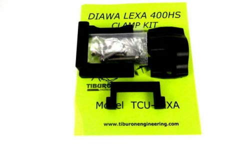 TIBURON ENGINEERING Lexa 400 Komodo 400 CLAMP KIT