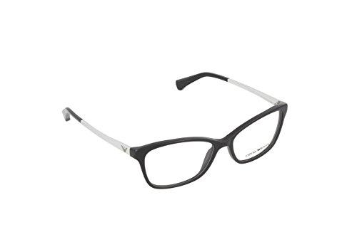 Armani Gestell Mod. 3026 501752 schwarz/silberfarben