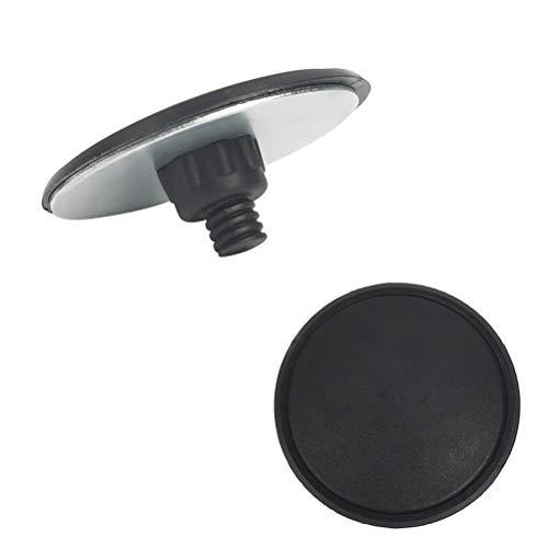 N\A Auto Clean Blindstopfen Zierschraube Heck Scheiben Wischer Antenne 32mm Abdeckung