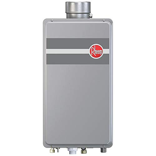 Rheem RTG-70DVLP-1 Direct Vent Indoor Propane Gas EcoNet Enabled Tankless Water Heater