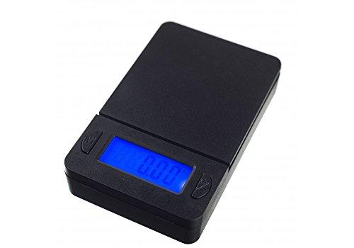 Balanza digital de precision. Myco MK-100 autocalibrante. Rango 0,01-100 gramos. Con display retroiluminado