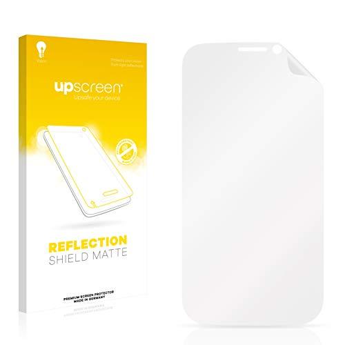 upscreen Entspiegelungs-Schutzfolie kompatibel mit Kazam Trooper X4.5 – Anti-Reflex Bildschirmschutz-Folie Matt