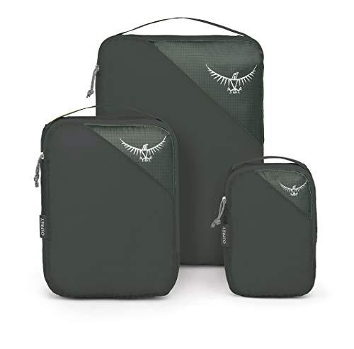 Osprey UL Packing Cube Set, Shadow Grey