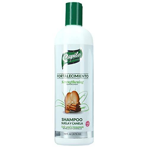 Suela y Canela shampoo 16 oz